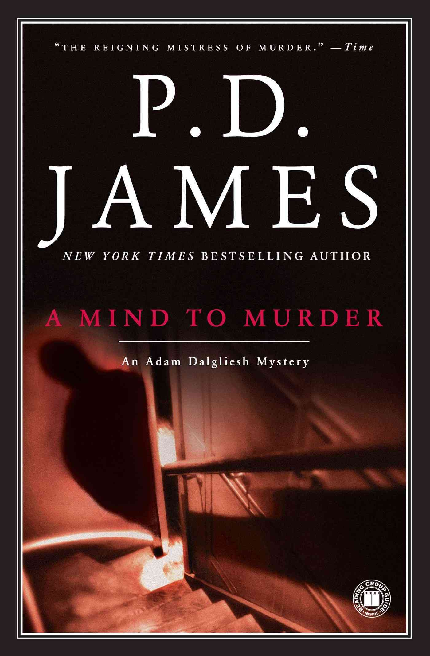 A Mind to Murder By James, P. D.